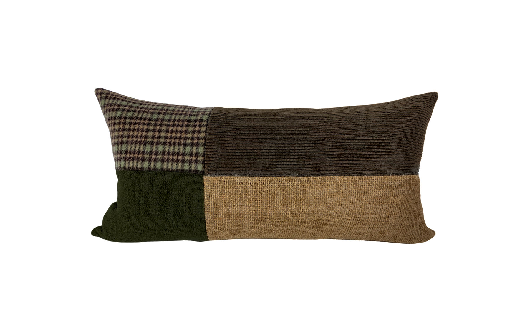 Cushion| Road Trip Patchwork