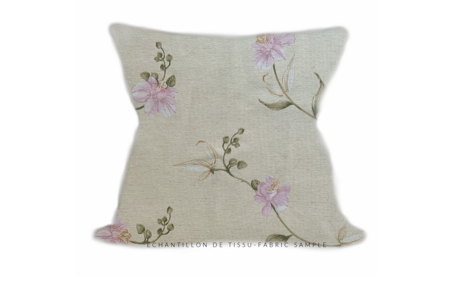 Cushion | Orchid Flower