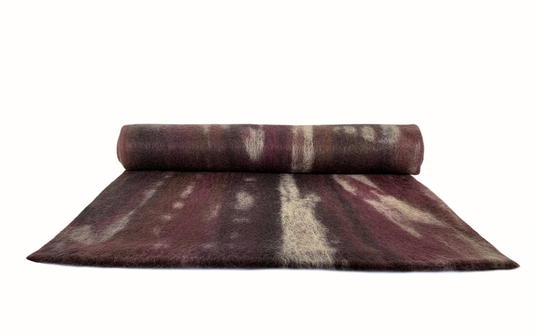 Throw | absolutely mohair
